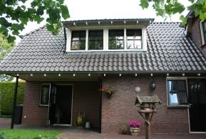 Aanbouw vrijstaande woning te Saasveld
