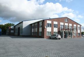 Bedrijfspand Nordhorn