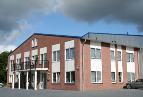 Bedrijfspand te Nordhorn
