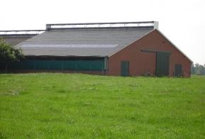 Koeienstal te Deurningen