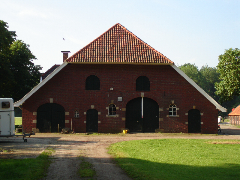 Onderhoud monumentale boerderij