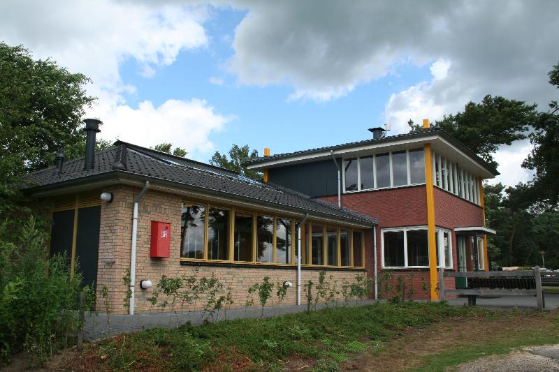 Sanitairgebouw te Weerselo