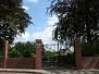 Tuinmuur begraafplaats te Ootmarsum