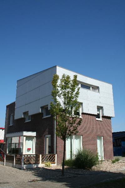 Vrijstaande woning te Albergen