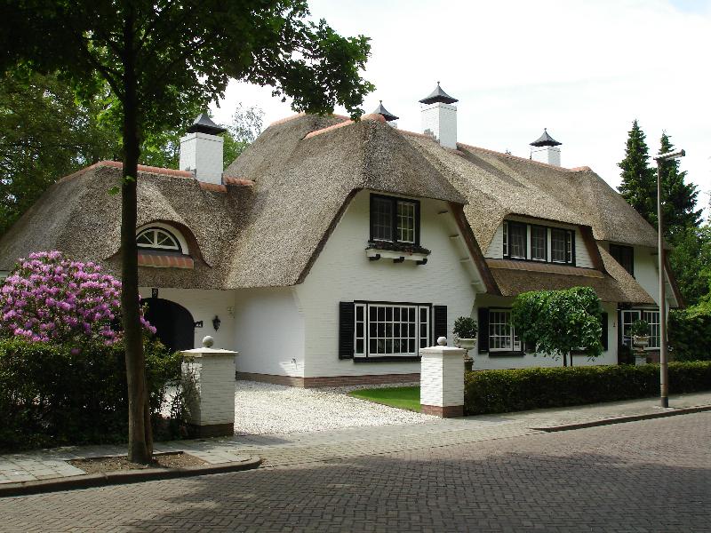 Vrijstaande woning te Almelo