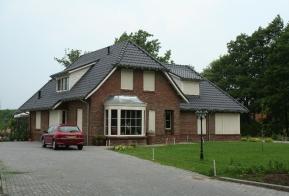 Vrijstaande woning te Bornerbroek