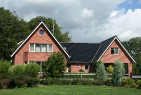 Vrijstaande woning te Weerselo