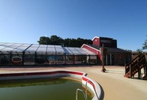 Zwembadcomplex te Weerselo